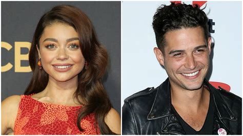 sarah hyland tweets wells adams sarah hyland the bachelorette s wells adams are