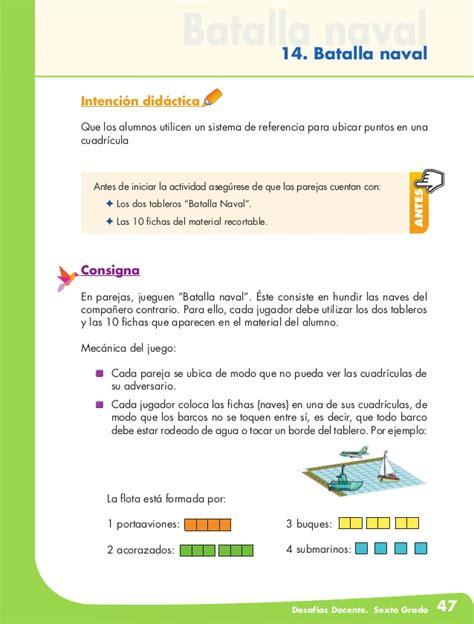 desafios matematicos 3 grado contestado desafios matematicos docente sexto grado