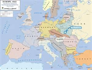 Map Of Europe Before Ww2 by Weinreb Family History