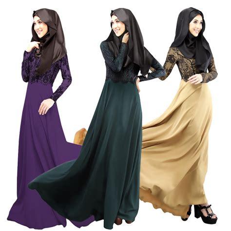 Outer Dress Maxi Wanita Muslim Obig Polos Fit Xl 2015 new islamic dresses sleeve muslim dress winter bottoming abaya