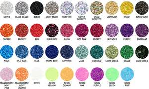 glitter colors heat transfer vinyl colors
