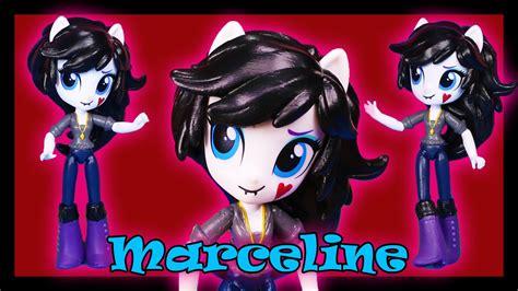 Pony Mini Custom by Marceline The Adventure Time Custom