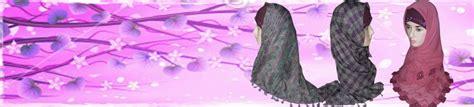 Manset Bolak Balik Coklat Putih fatira kerudung