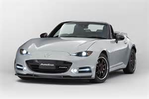 new mazda mx 5 by autoexe dpccars