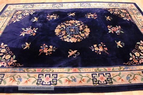 chinesische teppiche aubusson deco china teppich seiden glanz 315x220cm