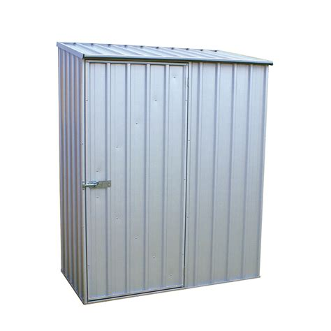 Gardenpro Sheds by Absco Garden Pro Masterstore Metal Shed Small At