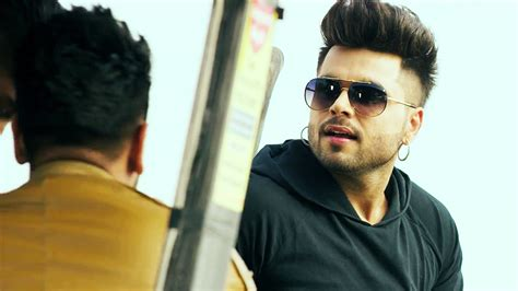 akhil hair style punjabi singer ninja latest hd wallpaper images