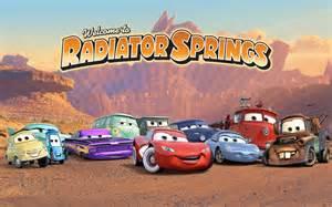 Disney Cars Disney Pixar Cars Images Radiator Springs Hd Wallpaper And