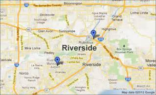 map of riverside california san bernardino storage cubesmart