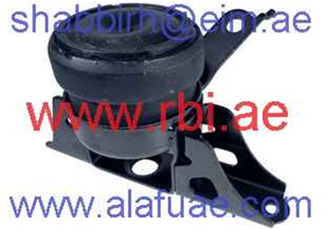 L Toyota Vios 2005 2006 Rh rbi rubber parts al lamsa al fiddiya trading l l c