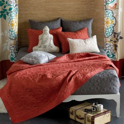 coral and gray bedding grey and coral bedding my new apartment pinterest