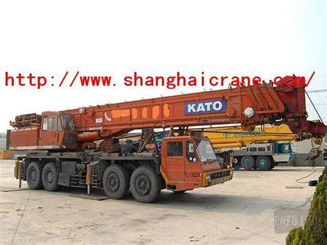 sell used truck crane 50t kato tadano china trading