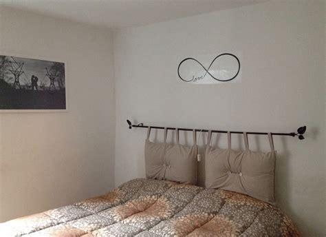 spalliera letto con cuscini testiera testata letto con i cuscini handmade