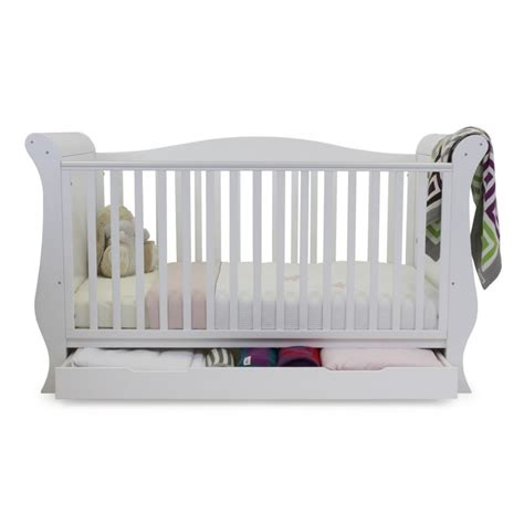 Sleigh Cot Bed Buy Babystyle Hollie Sleigh Cot Bed Baby Nursery Furniture