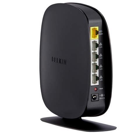 Router Belkin N150 Housing Resnet Device Support Routers