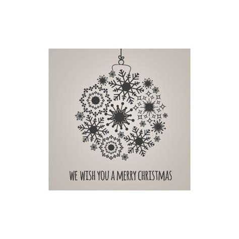 vinilos wish vinilos de navidad con texto quot we wish you a merry christmas quot