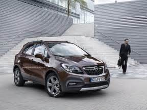 Opel Us 2016 Opel Vauxhall Mokka Facelift Rendered Might Look A