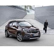 2016 Opel/Vauxhall Mokka Facelift Rendered Might Look A Lot Like The