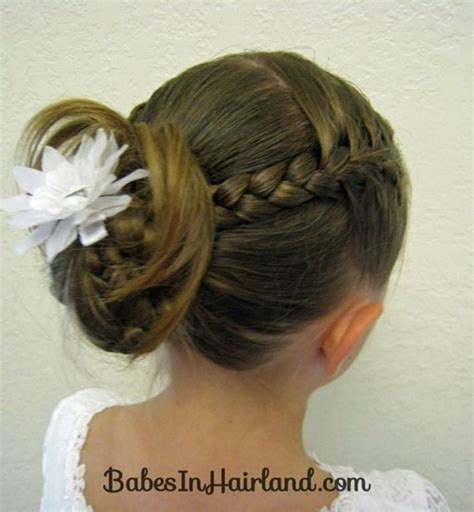 imagenes niños comunion peinados para comunion de nia cool tambin with peinados