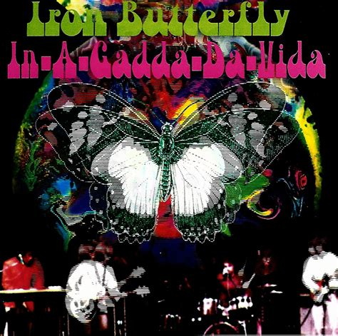 iron butterfly flowers and iron butterfly 171 in a gadda da vida 187 1968 vintage