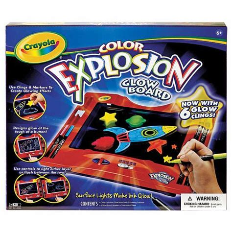crayola christmas lights crayola color explosion glow board crayola toys quot r quot us wishlist glow