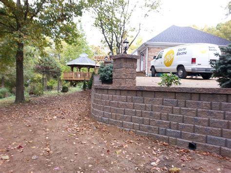 Rockwood Retaining Walls by Rockwood Colonial Block Retaining Wall