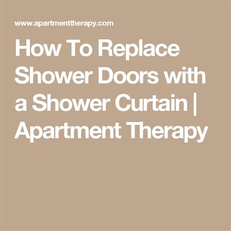 How To Replace Shower Doors Best 25 Replacement Shower Doors Ideas On Pinterest The Shower Shower Makeover And Easy