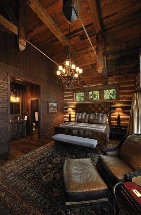 restful rustic bedroom interior designs