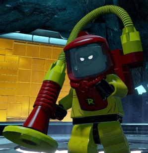 Lego Robin 3 robinattrack