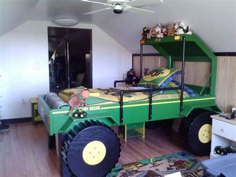 Tractor Bed Frame Deere Bed Bed Room Deere David And Beds