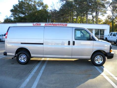 auto repair manual online 2008 chevrolet express windshield wipe control sell used 2008 chevrolet g2500 ext express 155in cargo van in virginia in norfolk virginia