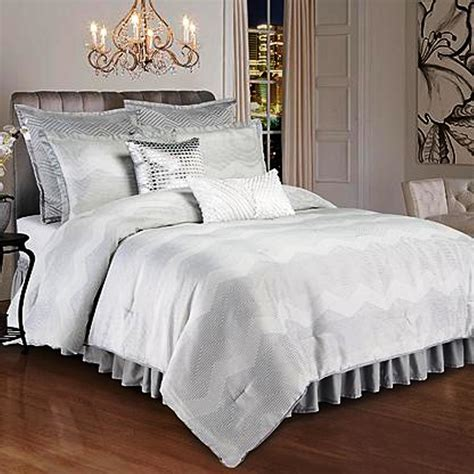 kardashian kollection white hot comforter set home bed