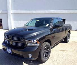 2016 dodge ram 1500 crew and regular cab