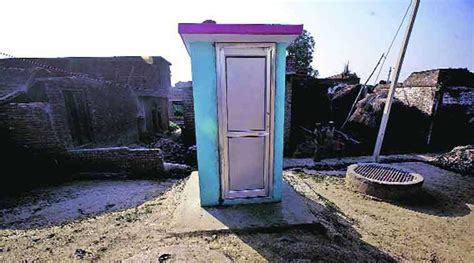 public bathrooms in india toilets under swachh bharat mission ready to use but