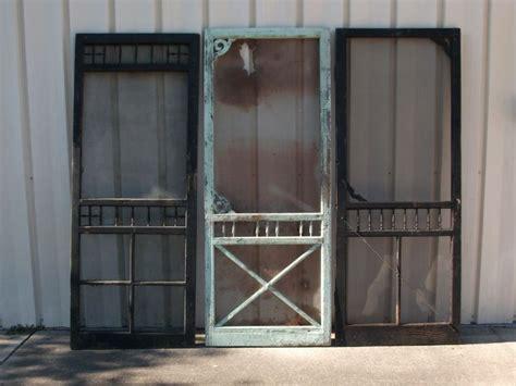 Vintage Screen Door by Antique Screen Doors Antique Furniture