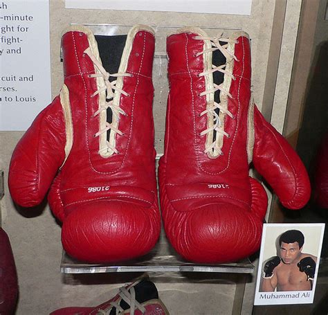 Ali An American Wiki File Muhammad Ali S Boxing Gloves Jpg