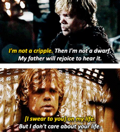 what of thrones character am i i like pie every character i tyrion lannister