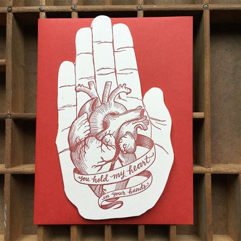 creative card ideas for valentines day put it in writing creative paper s day card