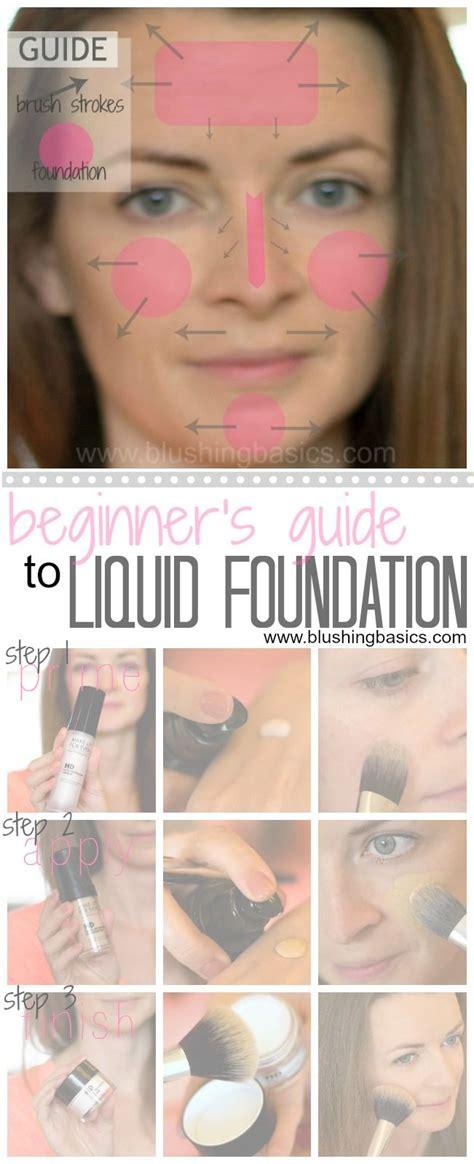 tutorial makeup base 25 b 228 sta foundation application tutorial id 233 erna p 229