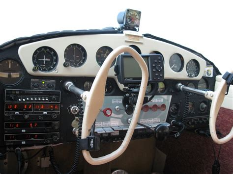 Cessna 170 Interior by Cessna 170b N2219d For Sale