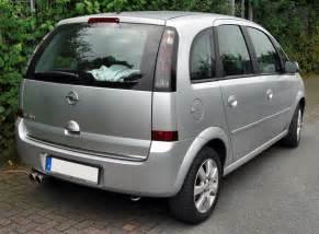 Opel Meriva 2009 Opel Meriva Partsopen