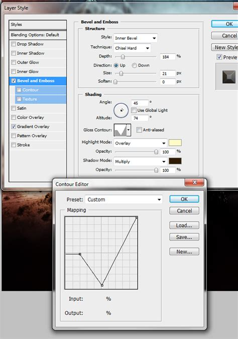 paint tool sai gradient map design process how to create a poster with