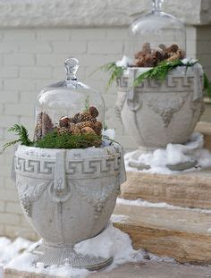 winter outdoor decor 1000 images about seasonal outdoor decor on
