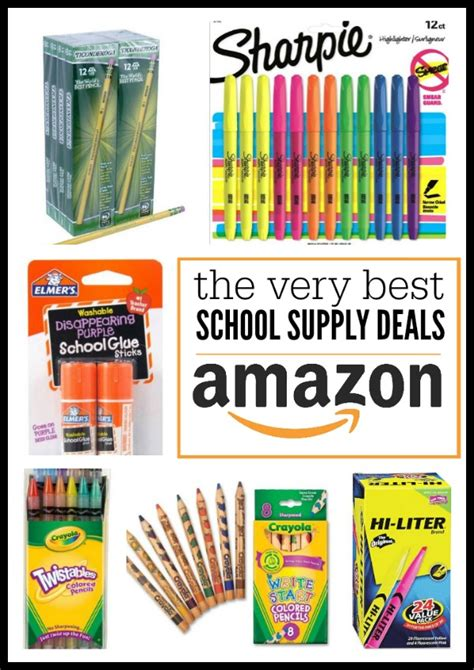 best amazon toy deals updated frugal living nw amazon school supply deals frugal living nw