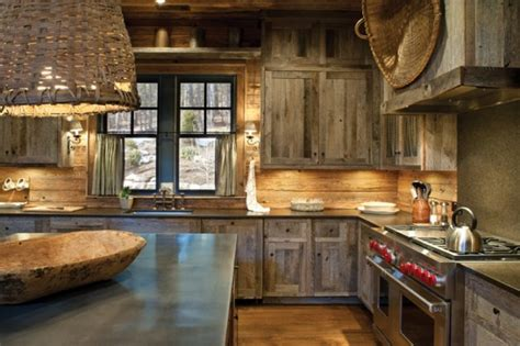 rustic kitchen designs pictures and inspiration inspiration great small rustic kitchen designs all home