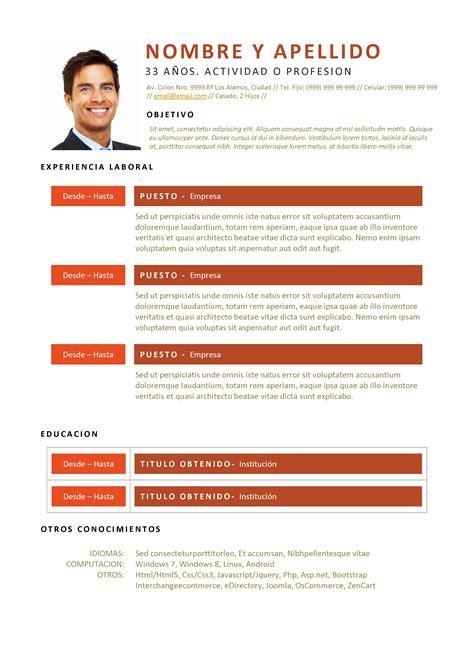 Ver Modelo De Curriculum Vitae Profesional 191 C 243 Mo Obtener Un Curriculum U Hoja De Vida Profesional