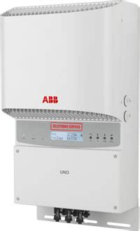 Abb Solar Australia by Abb Solar Pvi3 0 3 6 4 2 Series Inverters Selectronic