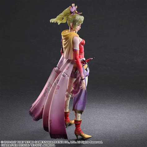 vincent figure play arts tina and vincent figures from dissidia