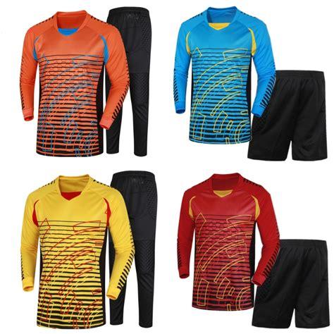 aliexpress jerseys soccer 2015 new brand men s soccer goalkeeper jersey football