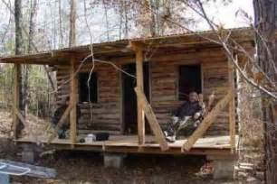 Hunting Shack Floor Plans by Diy Build This Cabin For Under 4 000 Realfarmacycom